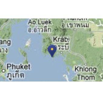 Rai Le Beach, Krabi regionen
