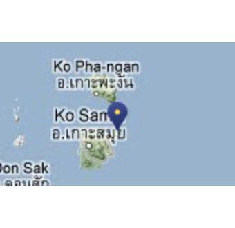Chong Mon Beach, Koh Samui