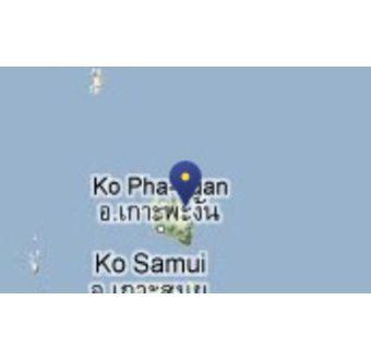 Ao Thong Nai Pan, Koh Phangan
