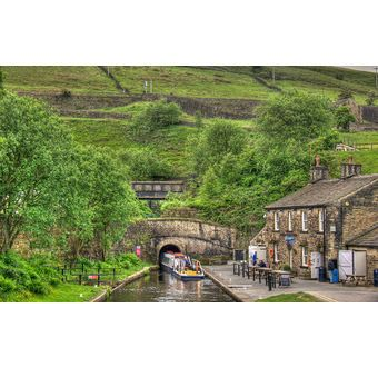 The Standedge Tunnel