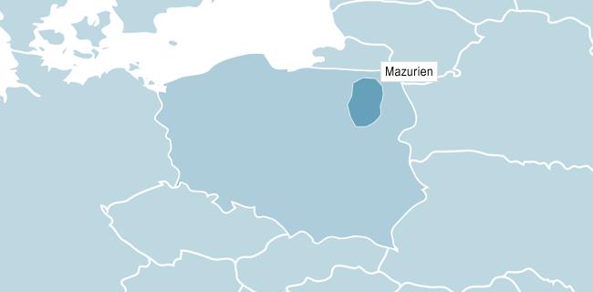 Masurien