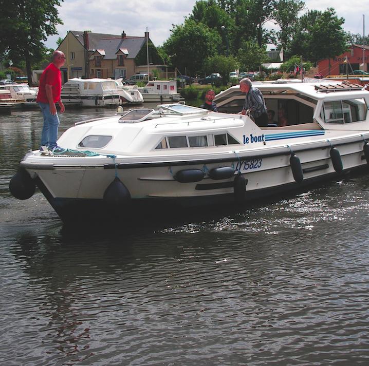 Castelsarrasin (Le Boat)