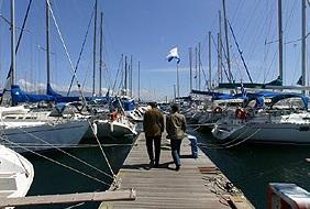 Athen - Alimos Marina (Aegean Cruises)
