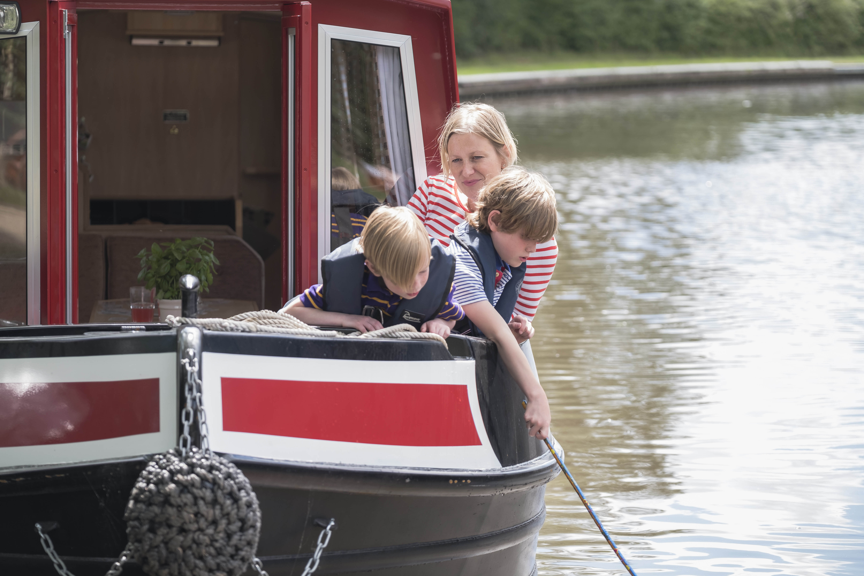Reedley (ABC Boat Hire)