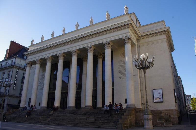 Teatret i Nantes