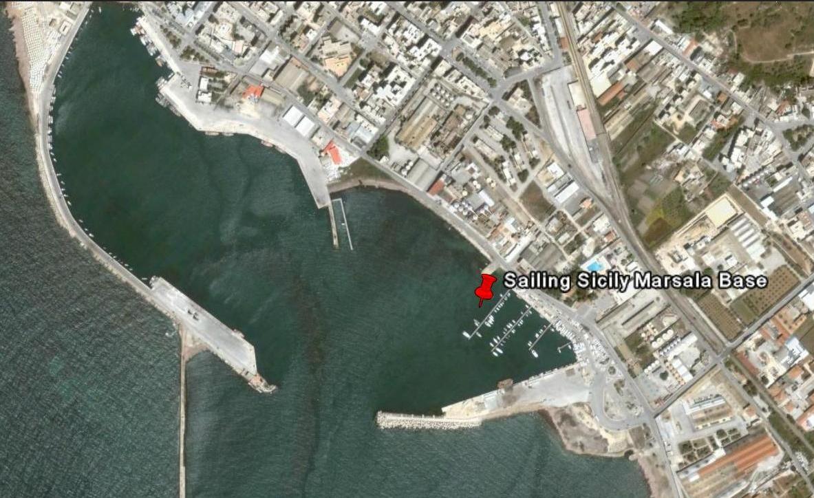 Marsala (Sailing Sicily)