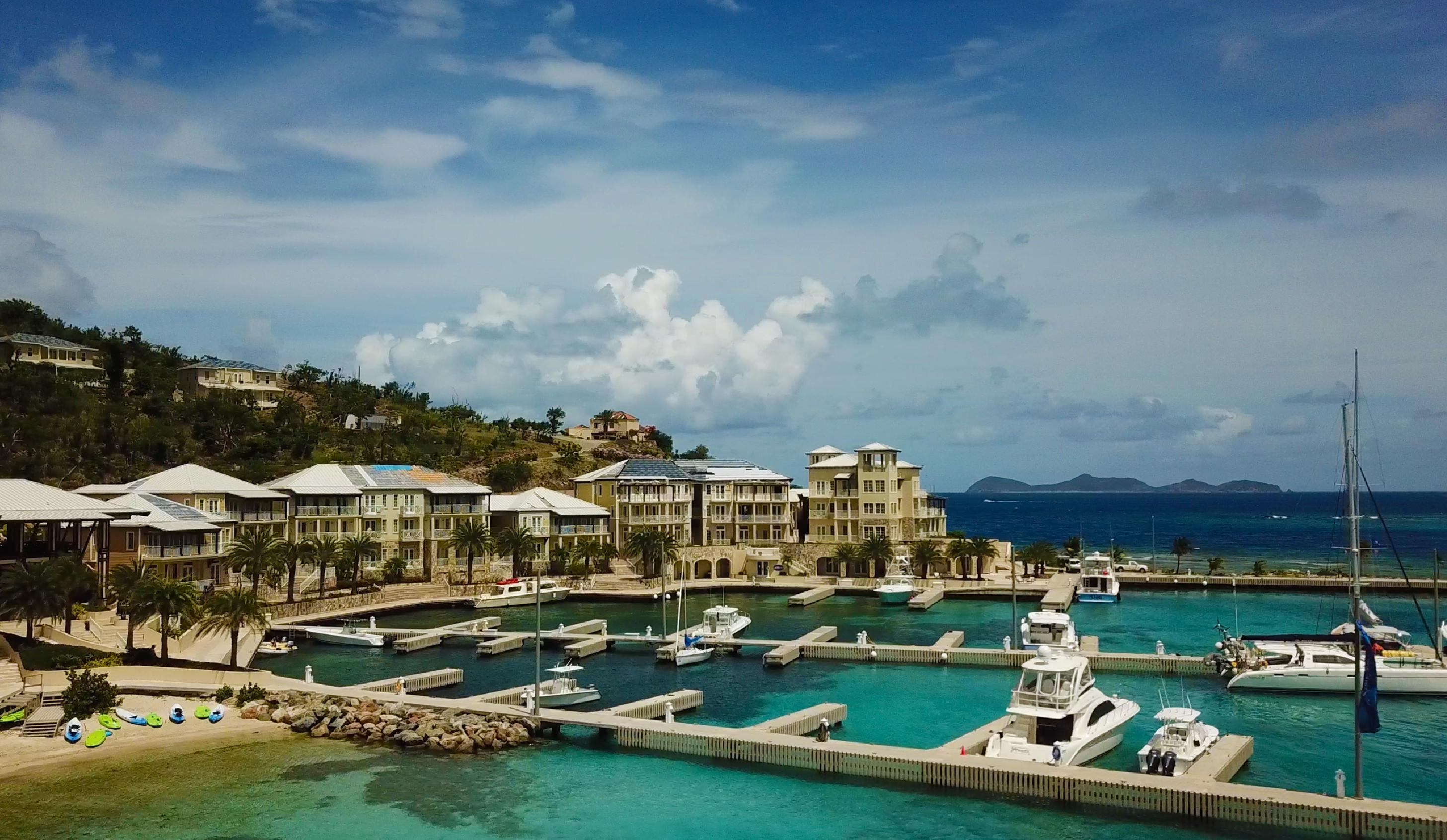 Tortola, Scrub Island (Dream Yacht Charter)