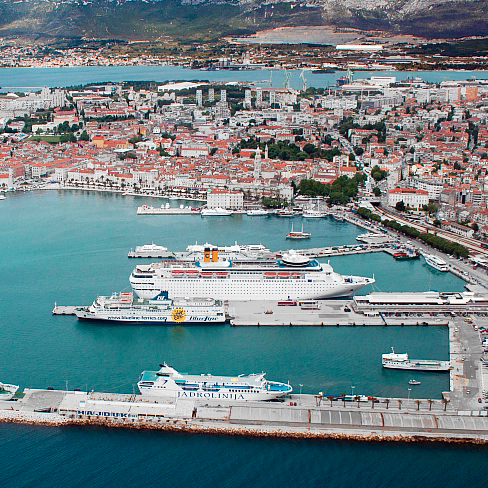 Split (Nautika Centar Nava)