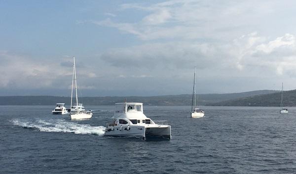 kroatien båd