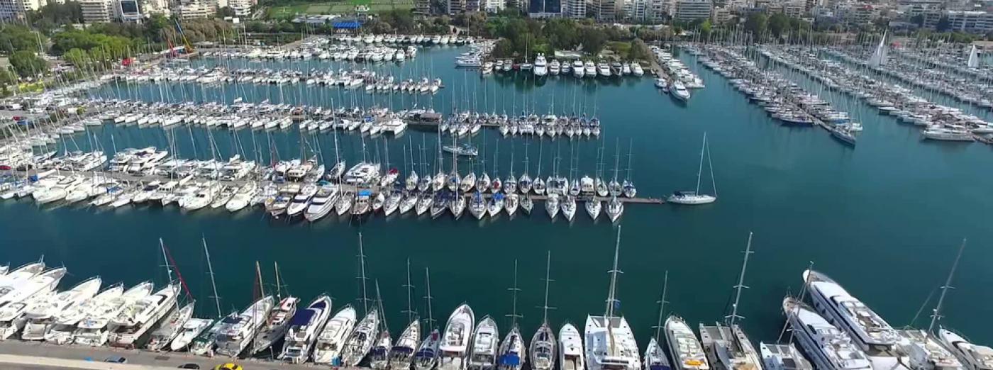 Athen, Alimos Marina (Fyly Yachting)