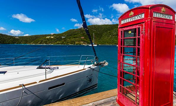 Tortola Village Cay Marina (Navigare)