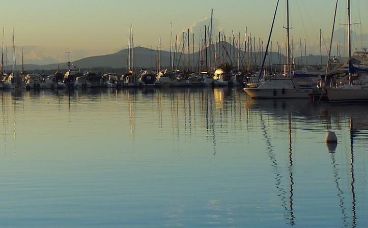 Marina di Scarlino, Toscana (Aladar Sail)
