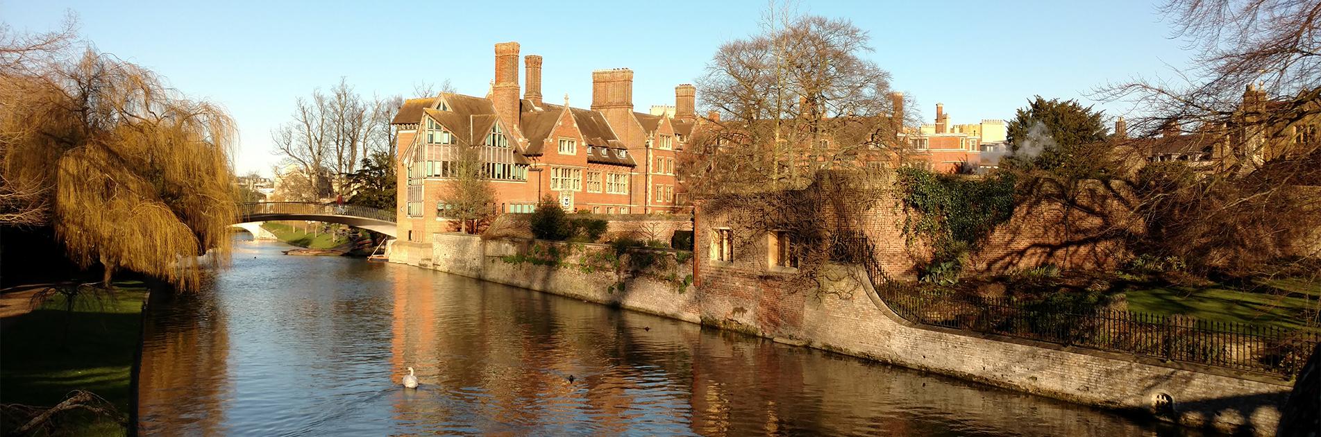 Kanal i Cambridge