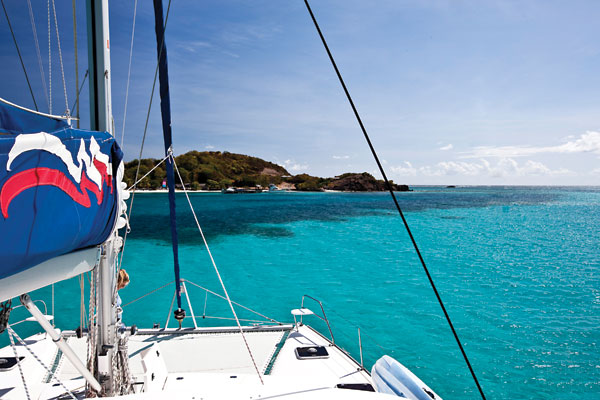 Rodney Bay, St. Lucia (Moorings)