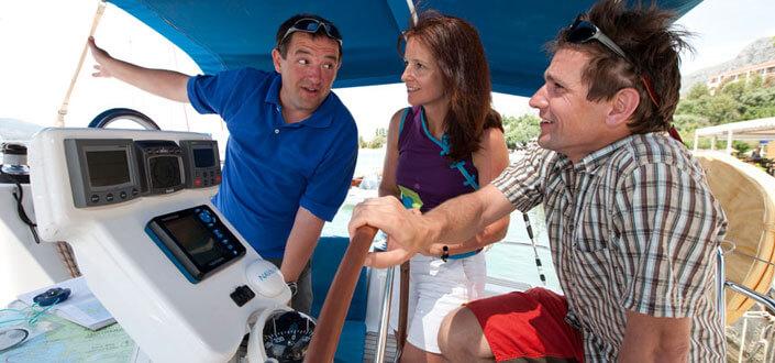 Crewed Charter - sejl med skipper