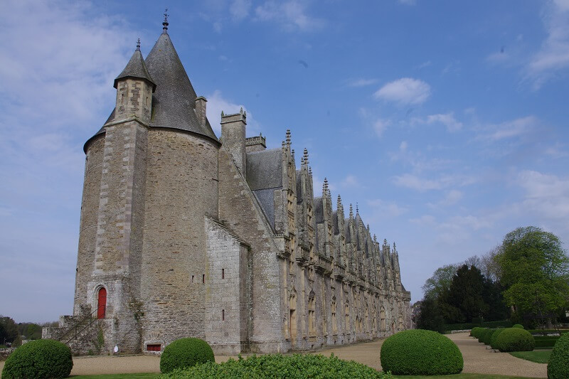 Slot i Josselin