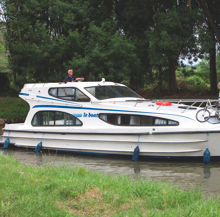 Migennes (Le Boat)