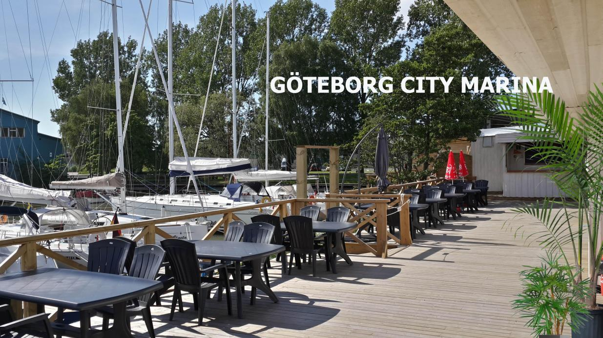 Goteborg City Marina (Yachtcharter Sweden)