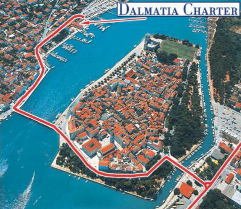 Trogir (Dalmatia Charter)