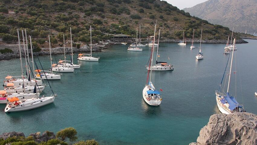 flotillesejlads i tyrkiet