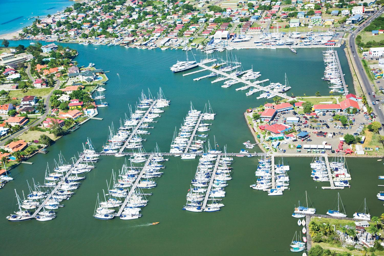 St. Lucia (Dream Yacht Charter)
