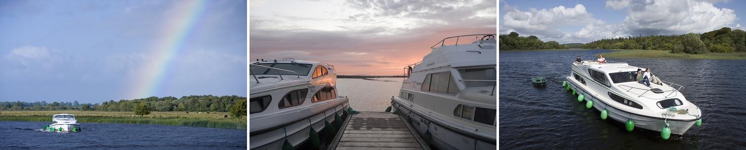 Flodbåde i Irland