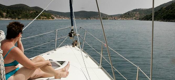 Lefkas – en uges rejse i det varme Ioniske Hav